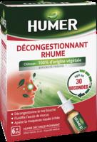 Humer Décongestionnant Rhume Spray nasal 20ml à Genas
