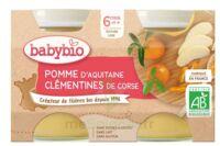 Babybio Pot Pomme Clémentines à Genas