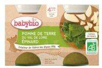 BABYBIO Pot Pomme de terre Epinards à Genas