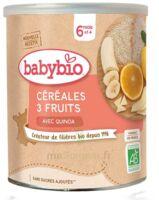 Babybio Céréales 3 Fruits à Genas