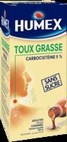 HUMEX 5 % Solution buvable expectorant sans sucre adulte Fl/250ml à Genas