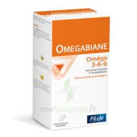 Pileje Omegabiane Oméga 3-6-9 100 Capsules à Genas