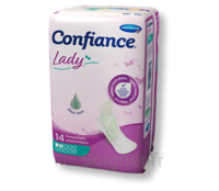 Confiance Lady Protection Anatomique Incontinence 2 Gouttes Sachet/14 à Genas