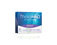Thalamag Jour Nuit Magnésium Marin Comprimés B/30 à Genas