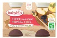 Babybio Pot Pomme Pruneau à Genas