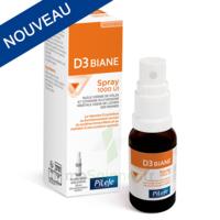 Pileje D3 Biane Spray 1000 Ui - Vitamine D Flacon Spray 20ml
