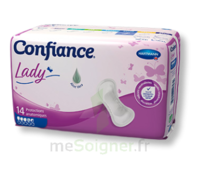 Confiance Lady Protection Anatomique Incontinence 4 Gouttes Sachet/14 à Genas