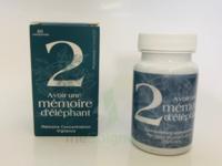 Phytomania 2 - Avoir une mémoire d'Eléphant _ Mémoire/concentration vigilance Comprimés B/60 à Genas