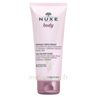 Gommage Corps Fondant Nuxe Body200ml à Genas
