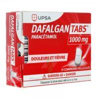 DAFALGANTABS 1 g Cpr pell Plq/8 à Genas