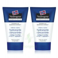 Neutrogena Crème Mains Hydratante Concentrée 2t/50ml à Genas