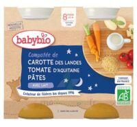Babybio Pot Bonne Nuit Légumes Pâtes à Genas