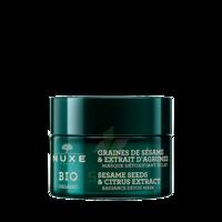 Nuxe Bio Masque Détoxifiant Eclat 50ml à Genas