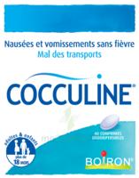 Boiron Cocculine Comprimés Orodispersibles B/40 à Genas